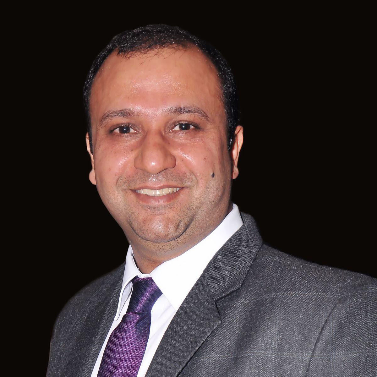 Sidharth Parashar, GroupM India