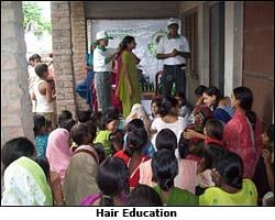 Hair and how: Dabur promotes hair oil through rural beauty pageant