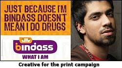 Bindass to spend Rs 3 crore on first ever brand campaign