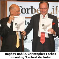 Network18 launches ForbesLife in India