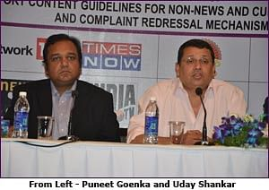 IBF introduces content code for non-news and current affairs channels; forms Broadcasting Content Complaints Council
