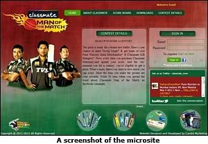 ITC Classmate launches new campaign 'Classmate Man of the Match'