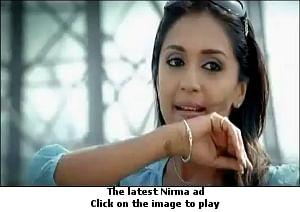 Nirma harps on women power