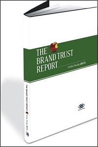 Aaj Tak named the most trusted television brand: Brand Trust Report 2012