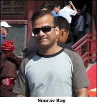 Sourav Ray joins Euro RSCG