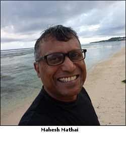 "Defining Moments: Mahesh Mathai: ""Films were my sweet spot"""