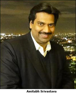 Amitabh Srivastava appointed regional head, South Asia, AIB