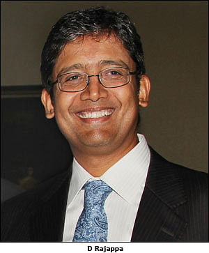 Rediffusion's president D Rajappa quits