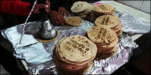 Lifebuoy sends out 'branded' chapatis