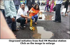 Red FM: Worshipping potholes