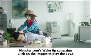 Monster.com: Wake-up call