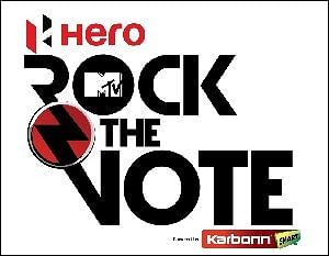 MTV uses Twitter to fuel 'Rock the Vote'