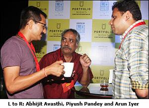 Better prepared participants impress judges at Portfolio Night 2014