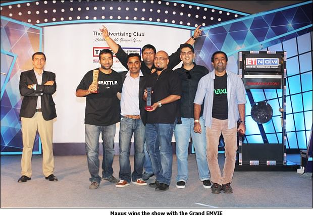 EMVIEs 2014: Maxus breaks sister agency Mindshare's streak; gets Media Agency of the Year and Grand Prix too