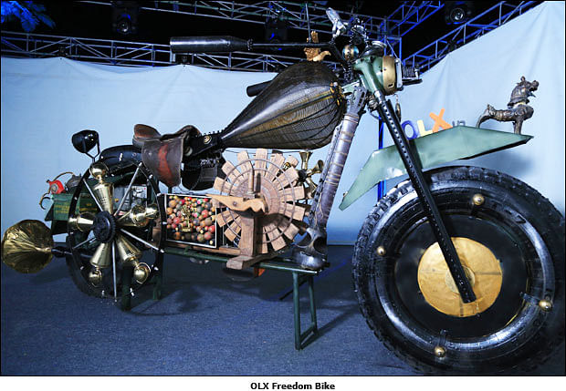 OLX's Freedom Bike