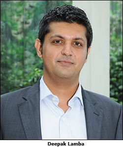 Deepak Lamba takes over as CEO, Worldwide Media