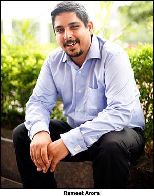 Profile: Rameet Arora: Instinctive Marketer