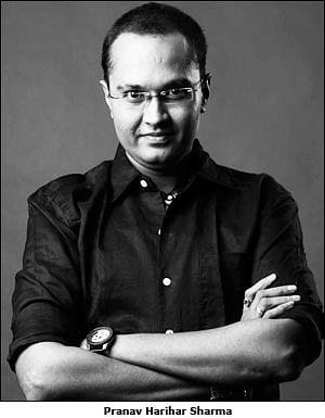 Pranav Harihar Sharma joins Grey as ECD