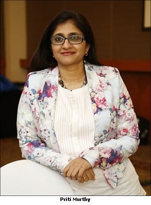 Maxus' Priti Murthy is now chief strategy officer