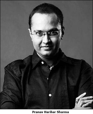 Pranav Harihar Sharma moves on from Grey