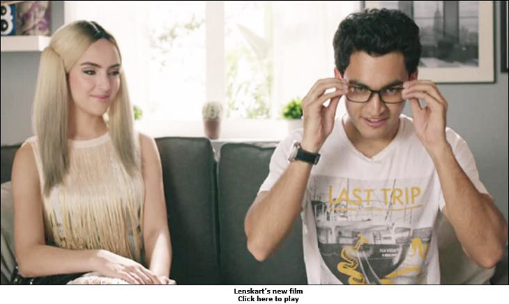 afaqs! Creative Showcase: Don't live in a blur, says Lenskart