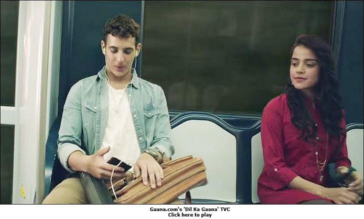 afaqs! Creative Showcase: Gaana.com: Musical Love