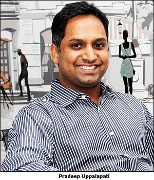 Profile - Pradeep Uppalapati: Charting a New Course