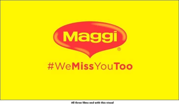 "Maggi addresses loyalists; says, ""We miss you too"""