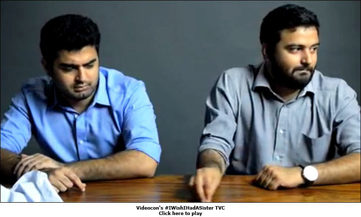 afaqs! Creative Showcase: Videocon's Ode to Sisters