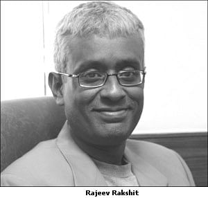 Rajeev Rakshit joins L&K Saatchi & Saatchi as president,North