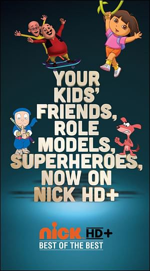 Nickelodeon to launch local animated series and new channel Nick HD+