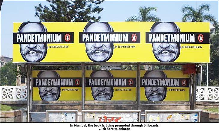 """""""It is like slowly cooked 'jungli' mutton"""": Piyush Pandey on Pandeymonium"""