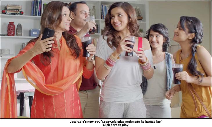 Coca-Cola: no place like home