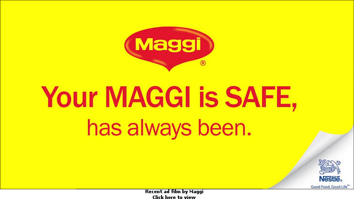 Maggi clears all lab tests, sales start November
