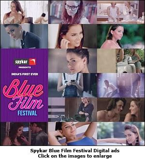 Spykar celebrates India's first blue film festival