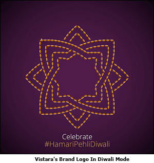 Vistara Celebrates #HamariPehliDiwali