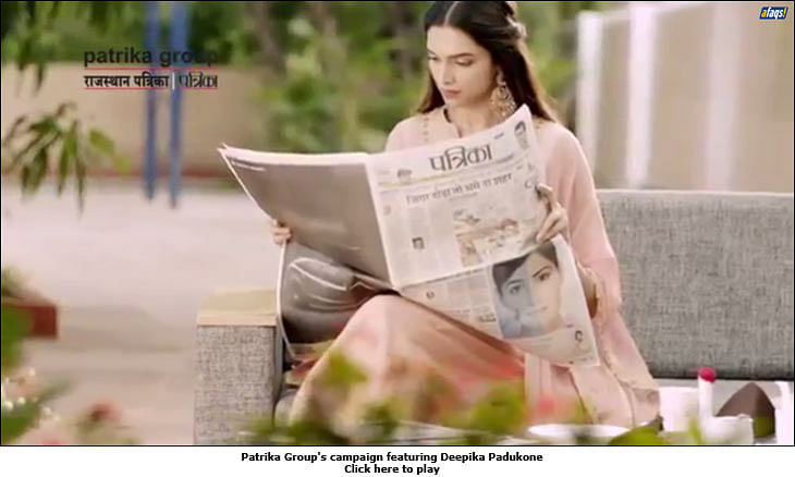 Patrika promotes love for the National language