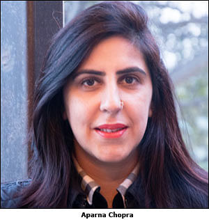"""Half our business has moved to mobile"": Aparna Chopra, Lenskart"