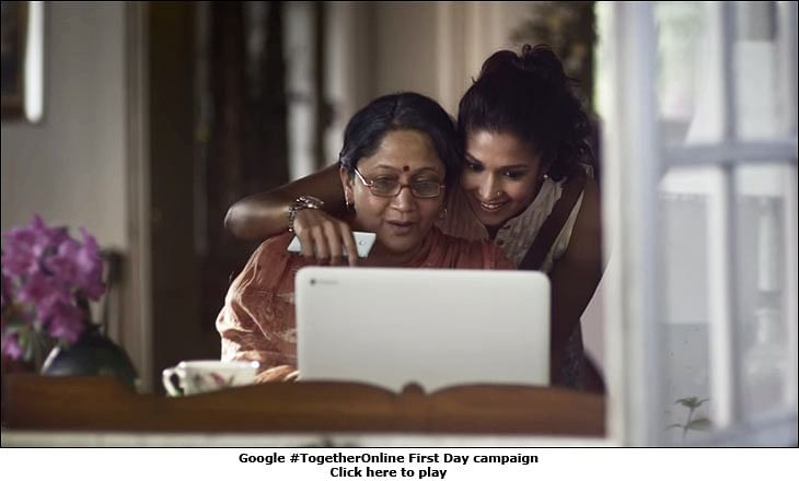 """""""We want to promote Google search on mobile"""": Lowe's Arun Iyer on Google India's new father-son ad"""