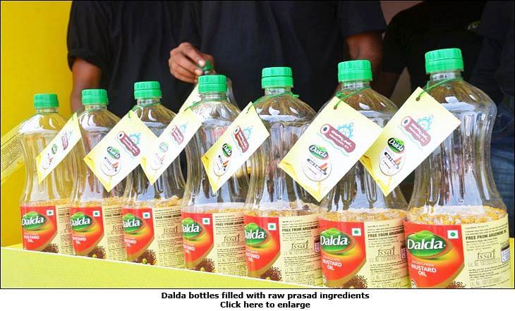 Tata Salt at Puri Rath Yatra: One lakh branded 'Energy Pops', 130 kg of salt, three branded carts