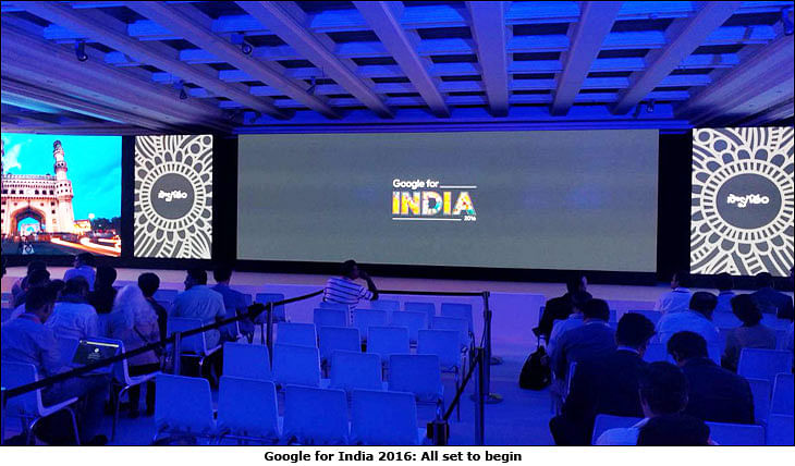 """""""India will have 400 million local language users by 2020"""": Rajan Anandan, VP, India and South-East Asia, Google"""