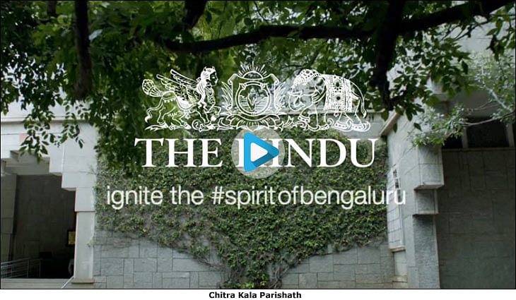The Hindu shows 2 sides of Bengaluru, with a little help from auto-rotate