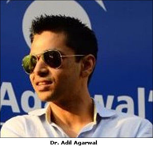 Famous Innovations wins creative mandate for Dr. Agarwal's Eye Hospital