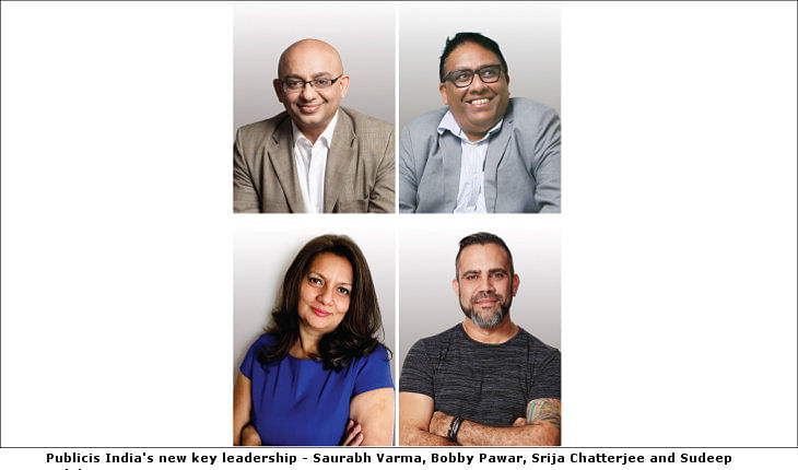 Publicis brings Marcel to India; Srija Chatterjee, Sudeep Gohil to run operations along with Bobby Pawar