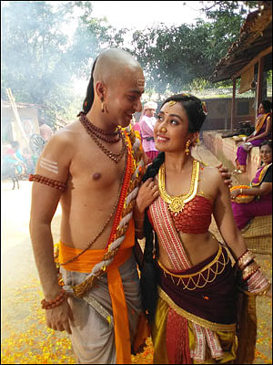 """'Tenali Rama' to return to TV; producer calls it """"most expensive historical"""""""