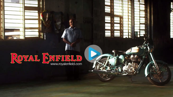 """""""We intentionally kept the spotlight away from our motorcycles"""": Royal Enfield on the new ad by W+K"""