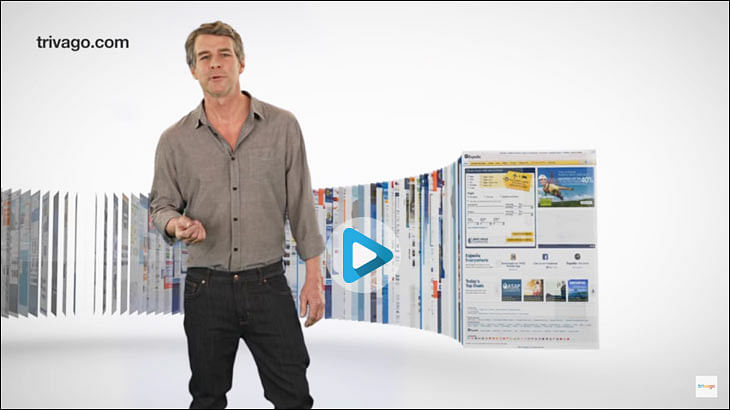 """""""You can see a lot of improvement in the second batch of creatives"""": the trivago guy, on his own performance"""