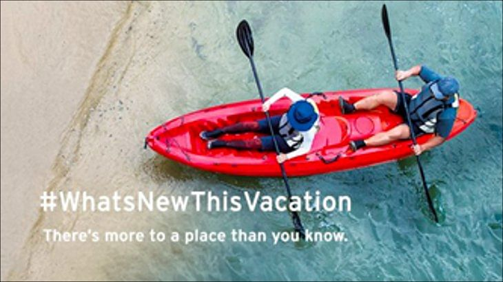 'Experience the New' urges Citi with its social led campaign #WhatsNewThisVacation