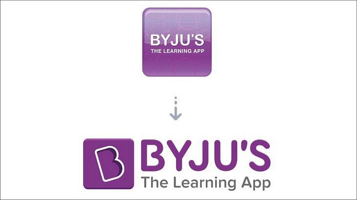 Byju's undergoes a logo change