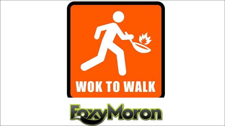 FoxyMoron bags Wok To Walk biz